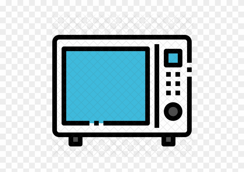 Microwave Icon - Microwave Oven #957125