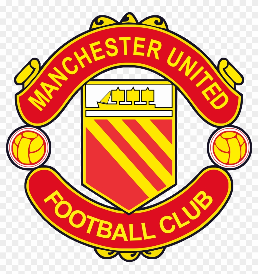 Manchester United Logo Png Images Free Download Rh - Logo Mu Dream League Soccer 2017 #957174