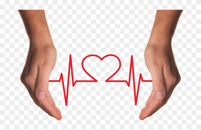Your Health In Your Hands - Heart Health Icon #957182