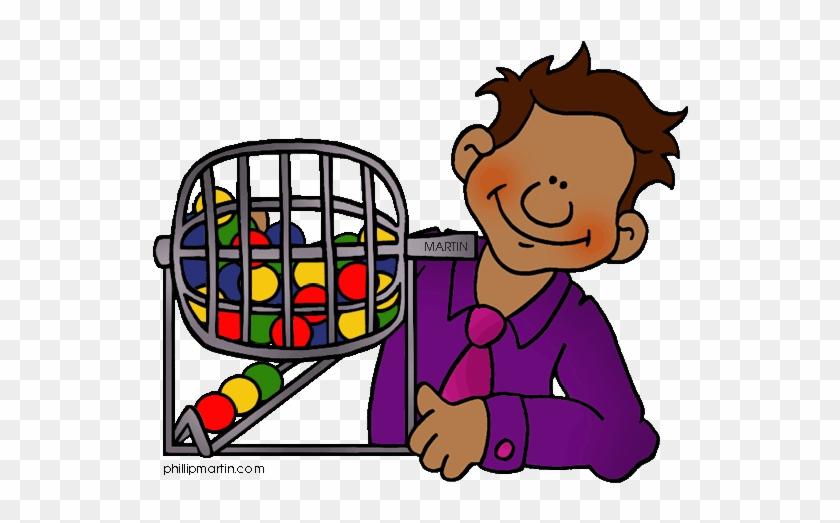 Free Bingo Clipart - Kids Playing Bingo Clip Art #957457