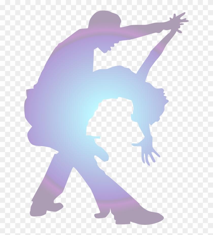 Right Silhouette - Salsa Dance #957517
