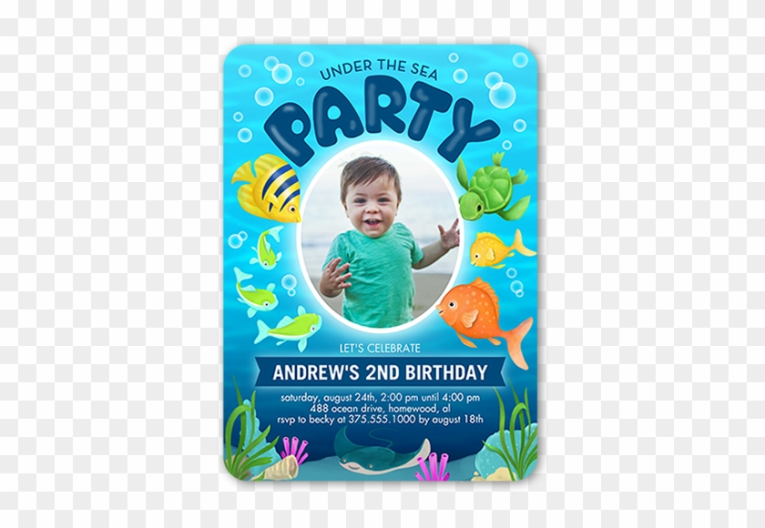 Nautical Birthday Invitations Shutterfly