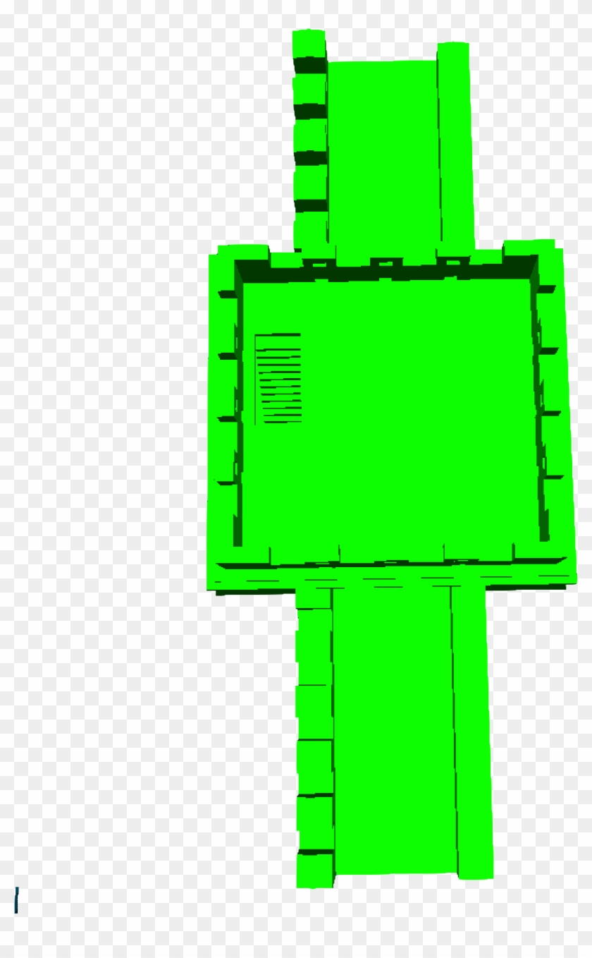 3d Printed Great Wall Of China Tower Illustration Free