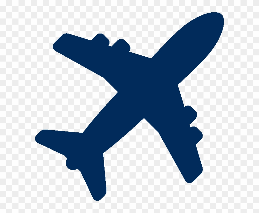 Freight Forwarding - Airplane Icon Transparent Background #957849