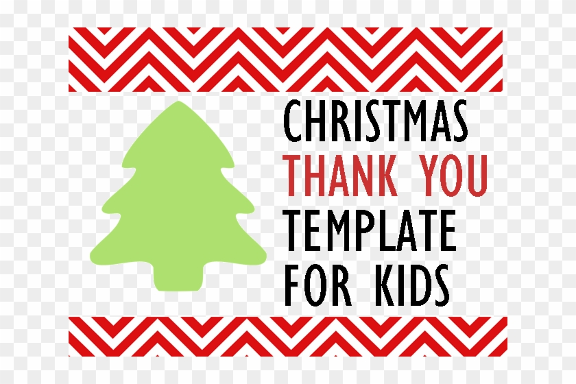 Christmas Thank You Template - Combat