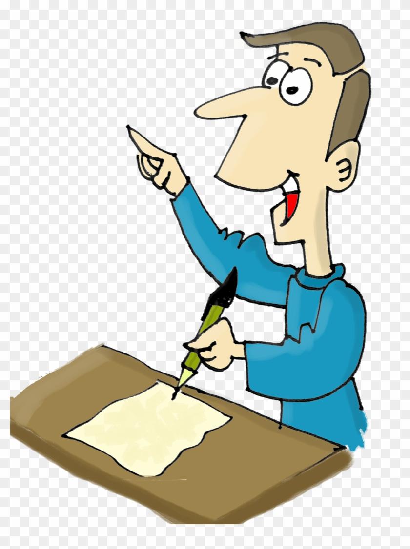 Writers Bureau Creative Writing Course U - Writer Png #958085