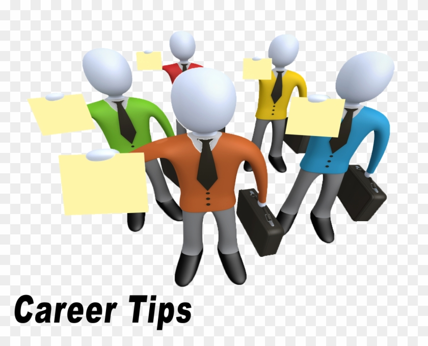 Career Tips Or Placements - Job Interview Clip Art #958120