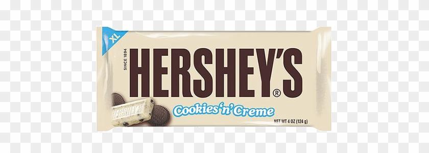 Hershey Chocolate Download - Cookies And Cream Hershey Bar #958334