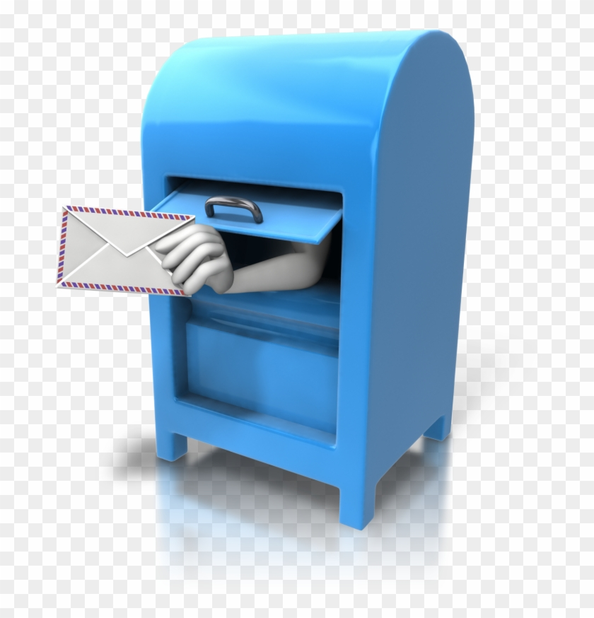 Mailbox Clipart Direct Mail Letter Box Free Transparent Png