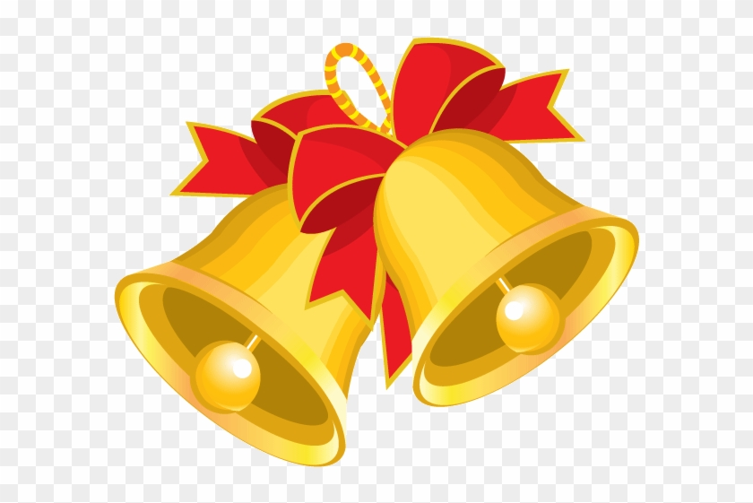 Picture Of Bells Christmas Bells Images Free Download - Cartoon Christmas Bells #958892