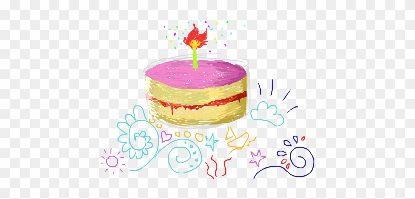 Surprising Birthday Cake Drawing Tumblr Download Birthday Cake Free Funny Birthday Cards Online Fluifree Goldxyz