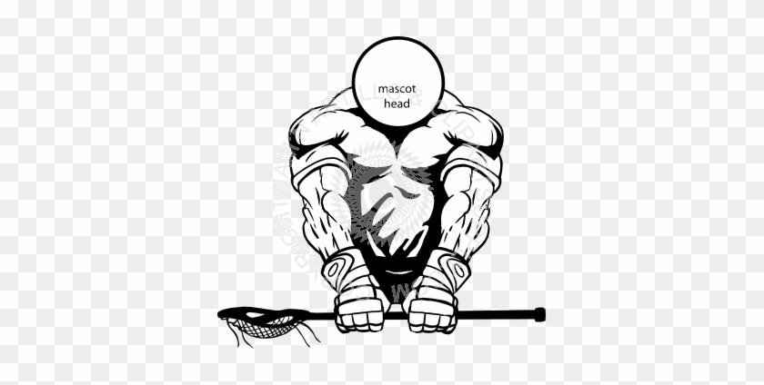 Lacrosse Stick Clip Art #959719