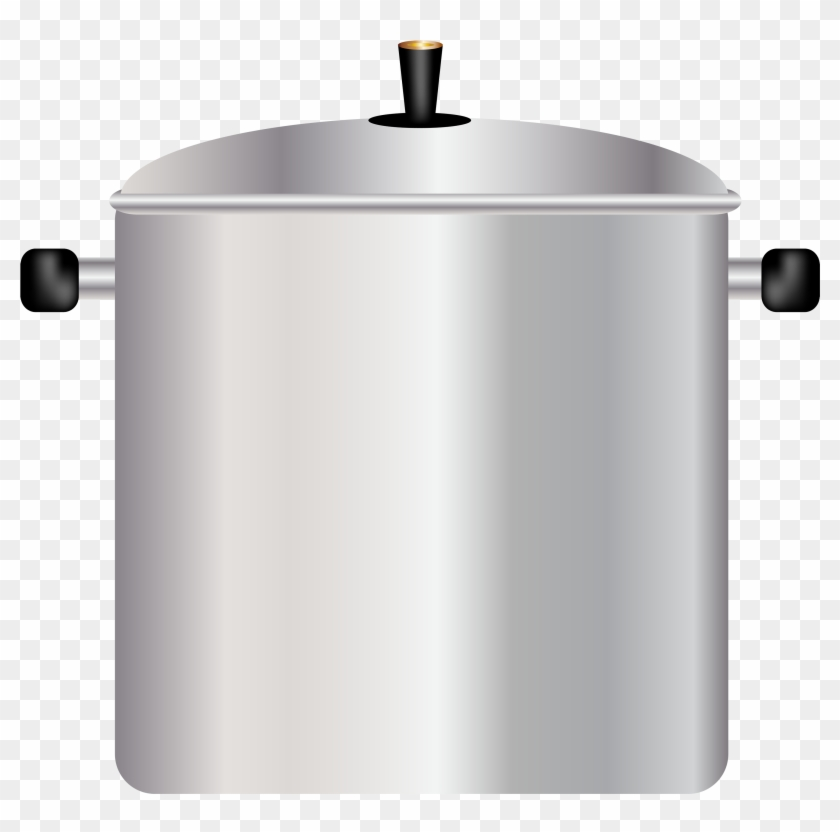 Large Cooking Pot Png Clipart - Large Cooking Pot Clipart #959866