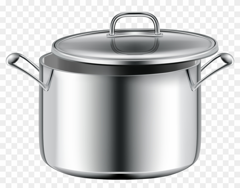 Cooking Pot Png Clipart - Cooking Pot #959872
