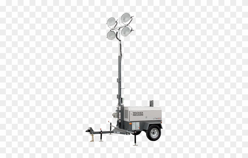 Ltw 20 Light Tower - Construction Site Lighting Equipment #960111