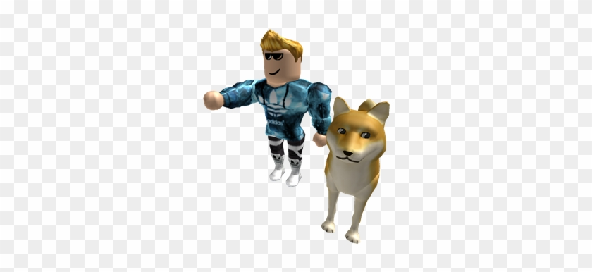 Attack Doge Roblox Free Transparent Png Clipart Images Download