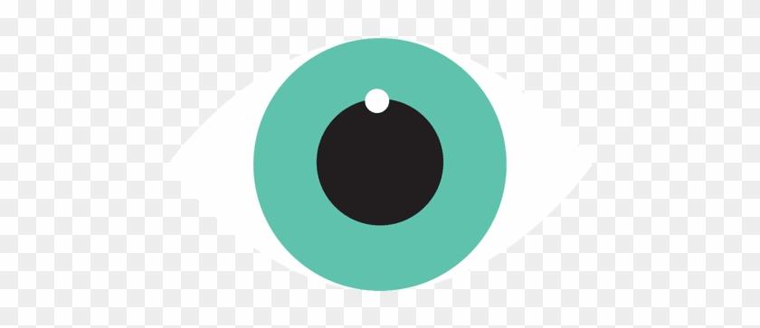 Eye Icon - Flat Eye #960965