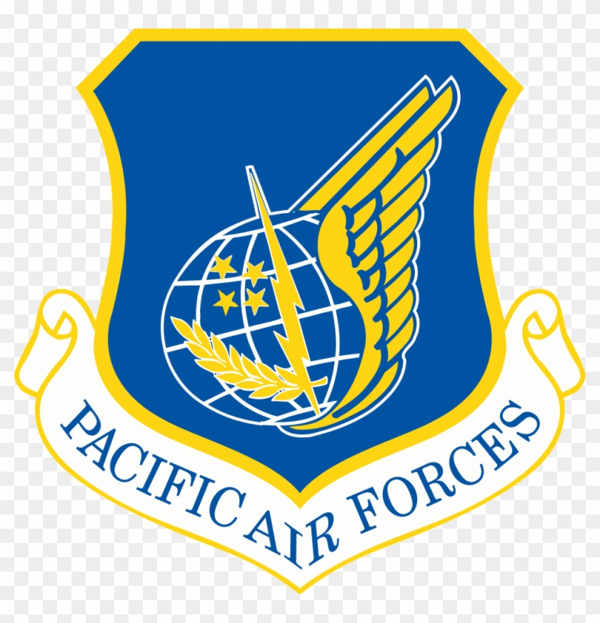 Pacific Air Forces - Us Air Forces Africa #962798