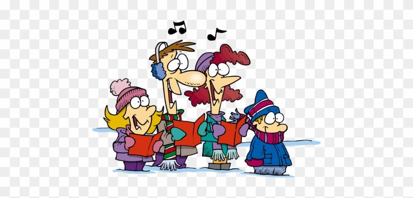 Santasearch Music - Christmas- Tis' The Season, Carolers Card #963656