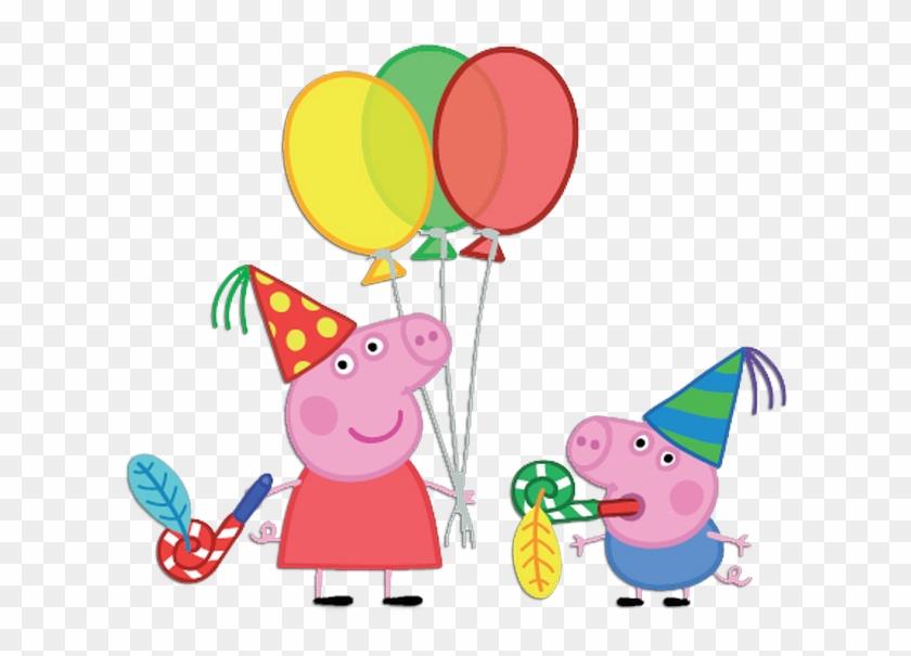 Месяцами ребенку, открытка пеппа с днем рождения