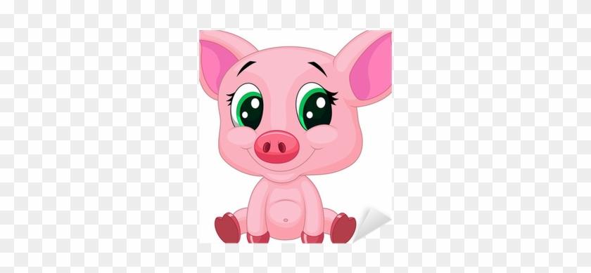 Cute Cartoon Pig #965108