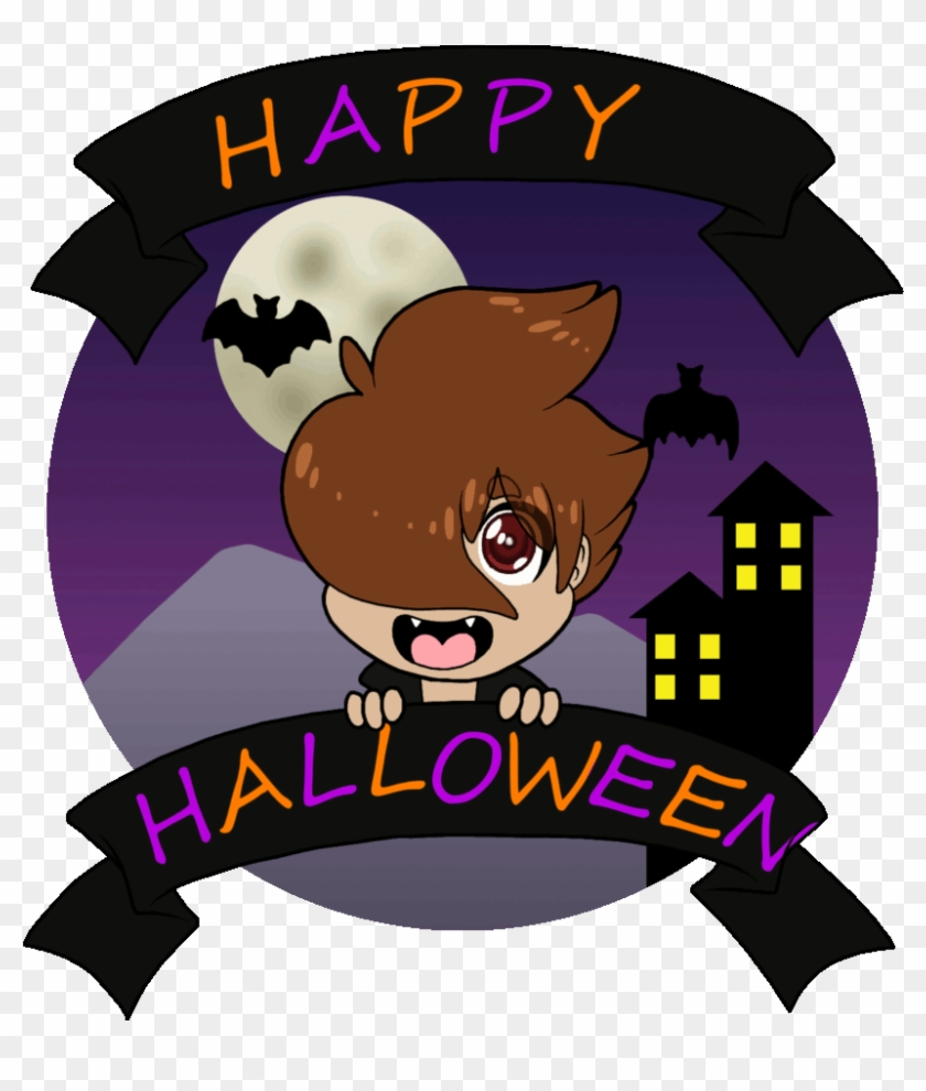 2019 year for women- Halloween Happy animation pictures
