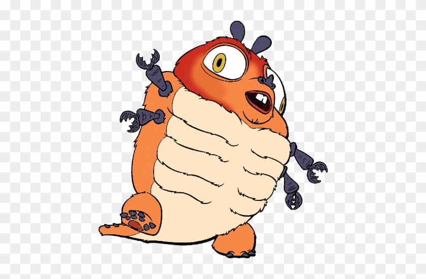 Cockroach Insectosaurus - Monsters Vs Aliens Insectosaurus #966871