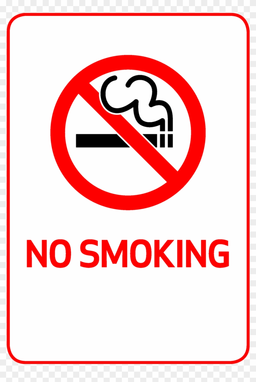 No smoking stock vector. Illustration of cigarette, isolated.