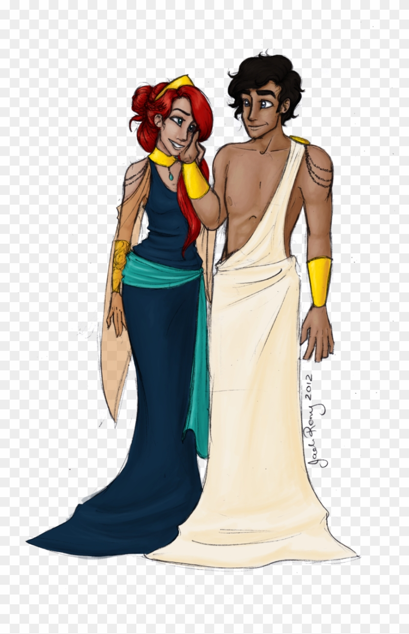 Greek Goddess Hera And Zeus Free Transparent Png Clipart Images