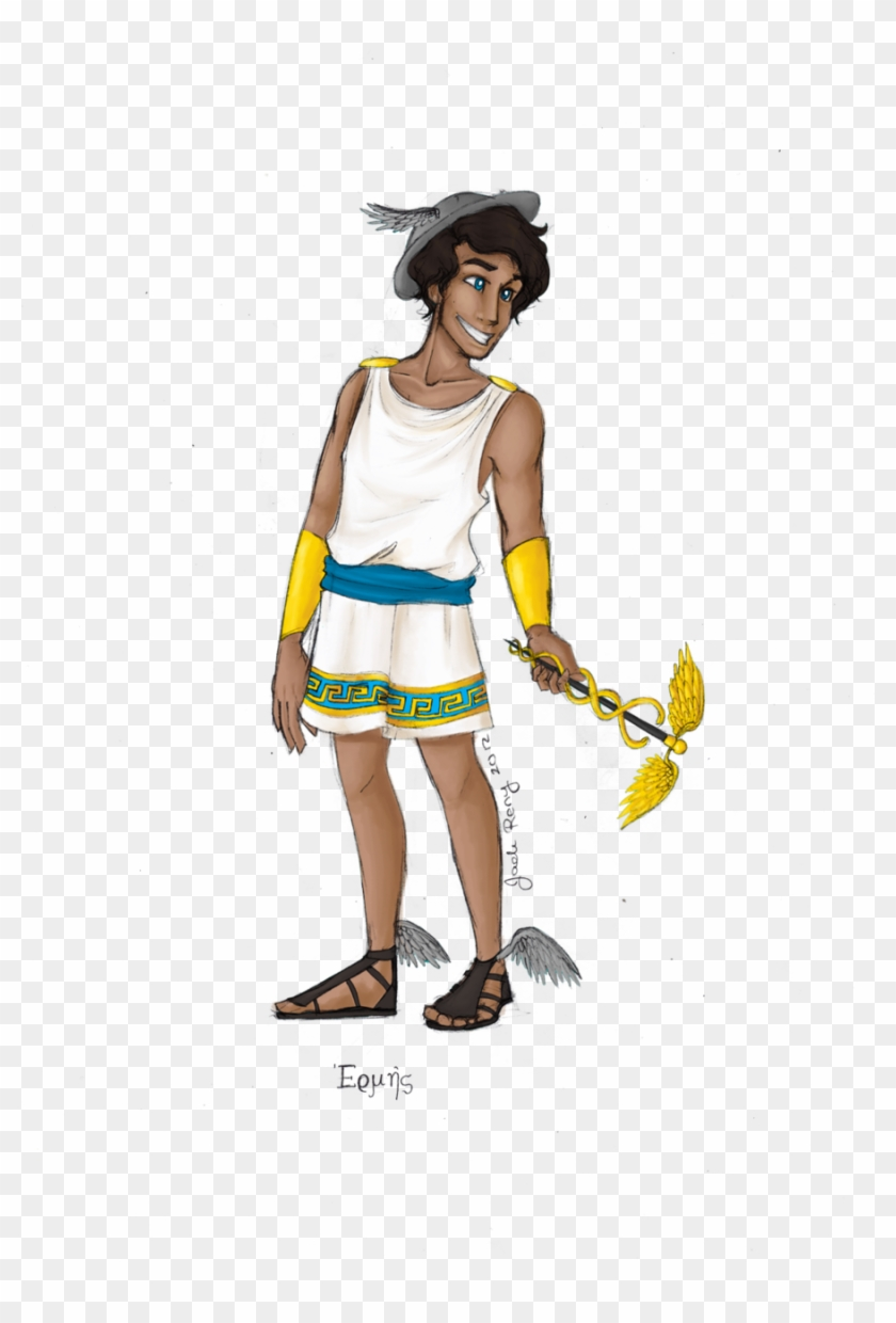 Hermes Greek God Poster Free Transparent Png Clipart Images Download