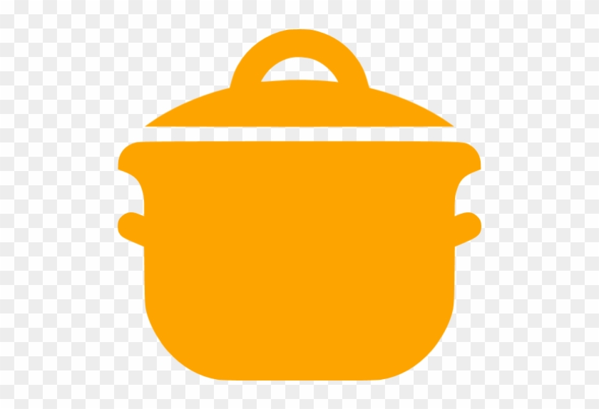 Cooking Pot Icon Png #968769