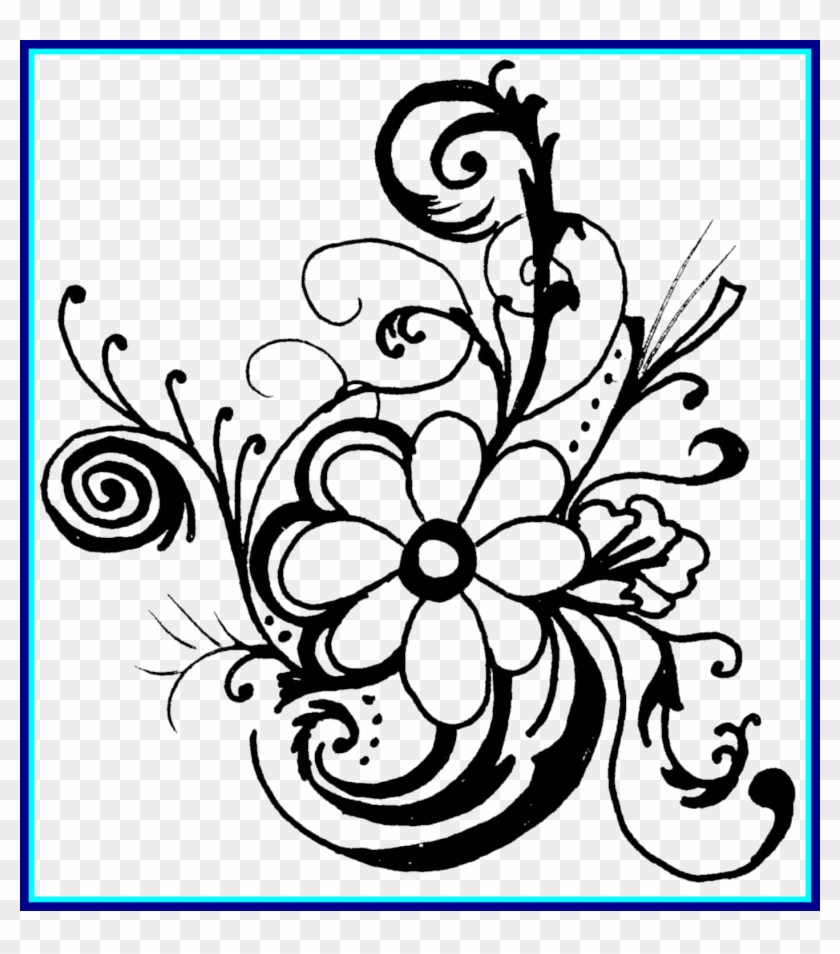 Bouquet Of Roses Bouquet Of Roses Clipart Black And Black And
