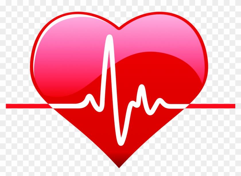 Health Heart Cardiovascular Disease Clip Art - Healthy Heart Healthy Life #969594