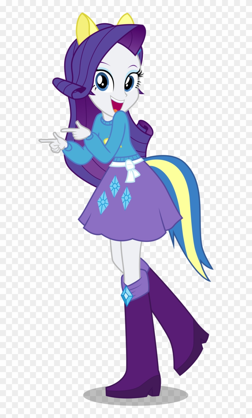 Rarity My Little Pony Equestria Girls Free Transparent Png Clipart Images Download