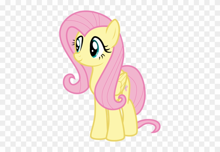 My Little Pony Friendship Is Magic Wallpaper Probably Mlp Fluttershy Vector Free Transparent Png Clipart Images Download
