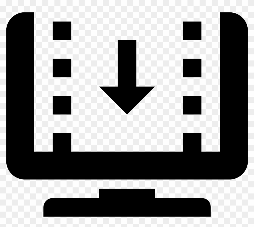 Sending Video Frames Icon - Video - Free Transparent PNG Clipart ...
