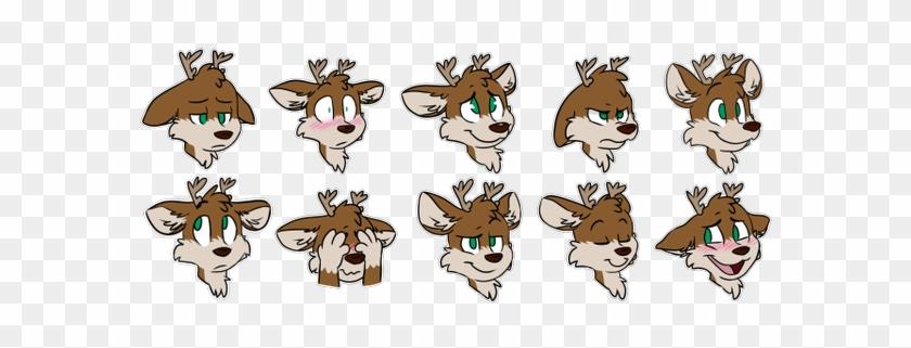 ジーンゴ On Twitter Deer Telegram Stickers Free