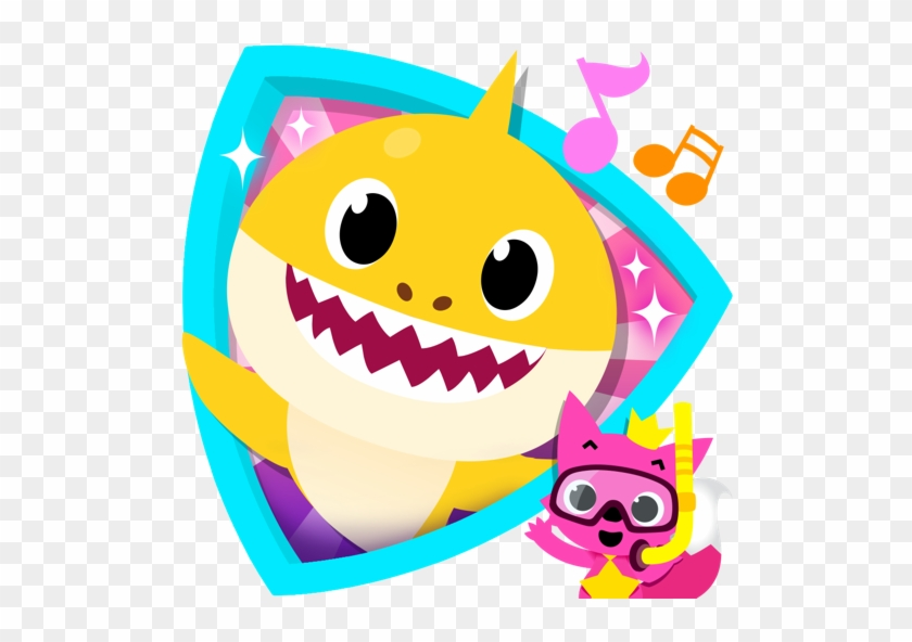 Pink Fong Baby Shark - Free Transparent PNG Clipart Images ...
