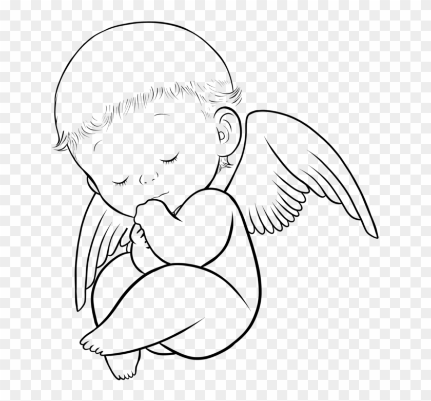 Baby Angel Wings Clipart Baby Angel Tattoo Designs Free