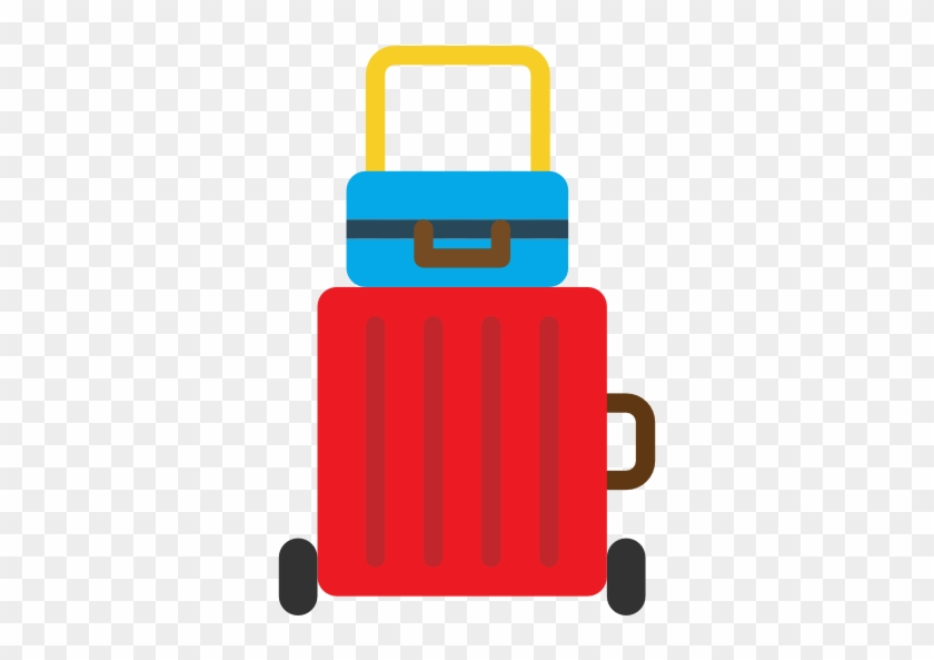 Suitcase Free Icon - Baggage #972047