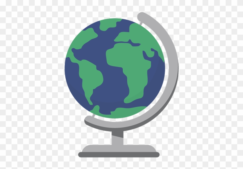 World - Cute Earth Planet Png #972243