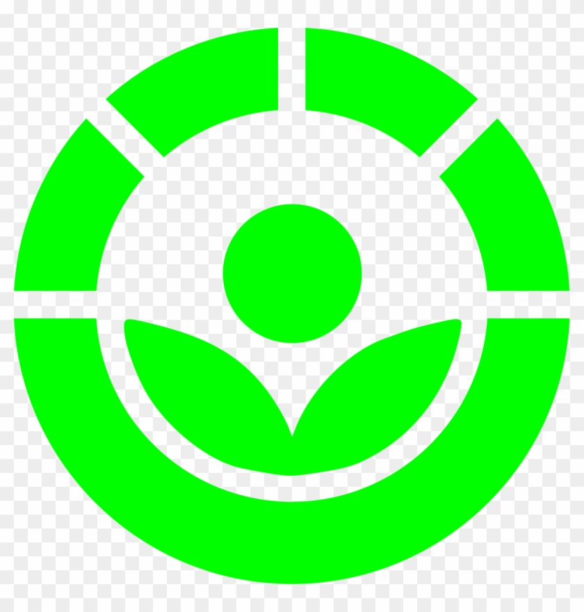 Irradiated Food Symbol #972676