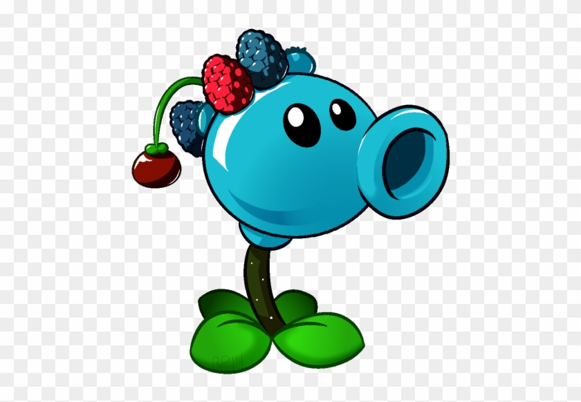 Plants Vs Zombies 2 Electric Peashooter - Free Transparent