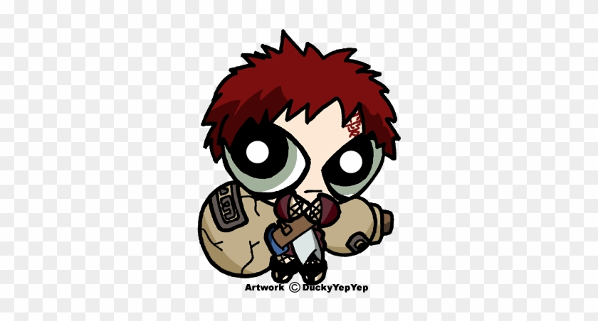 Powerpuff Girls Images Ppg Gaara Wallpaper And Background Avatar Gaara Free Transparent Png Clipart Images Download