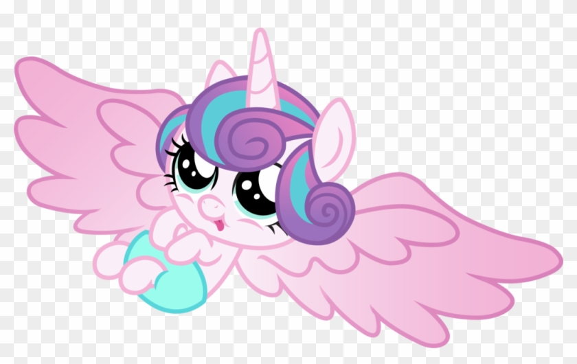 Princess Flurry Heart By Davidsfire - My Little Pony Flurry Heart Coloring #973208