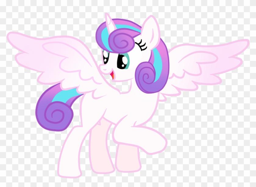 Flurry Heart By Hannaspeert123 - My Little Pony Flurry Heart Adult #973306