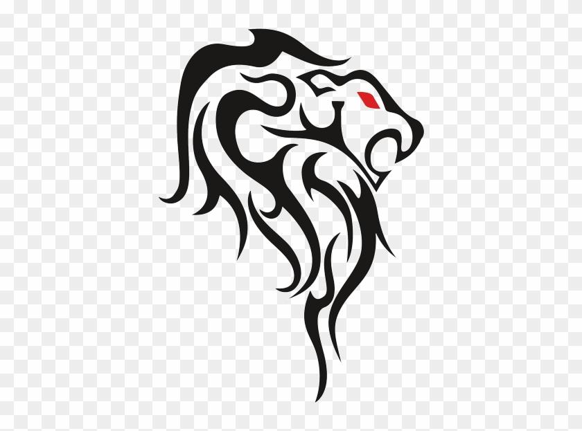 Lion Tattoo Clipart Editing - Png Body Tattoo #973342