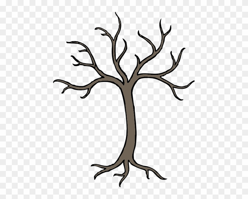 Clipart Dead Tree - Root Cause #973936