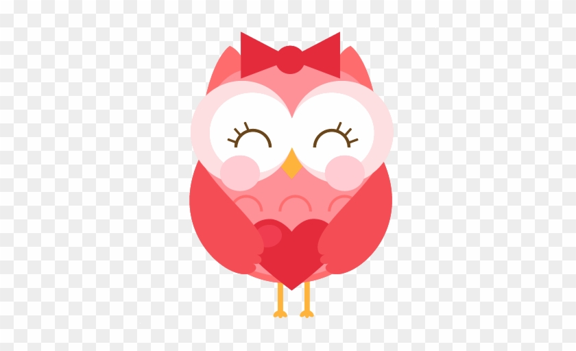 Cute Valentine Owl Clipart Clipartxtras Cute Valentines Day