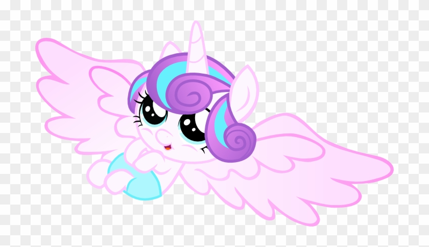 Vector - My Little Pony Baby Flurry Heart #974784